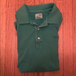 Lacoste vintage washed polo